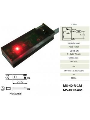Sensor Magnético MS-40-R-1M