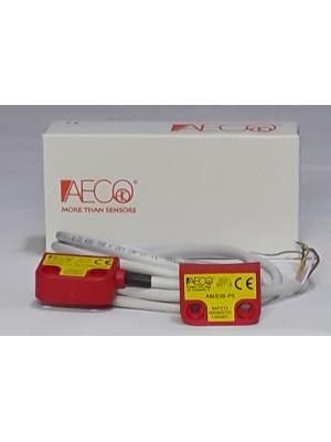 Sensor Magnético Safety SMS36-P5 NO+2NC CR