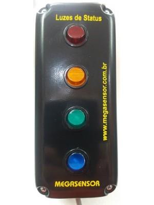 Andon 04 botões