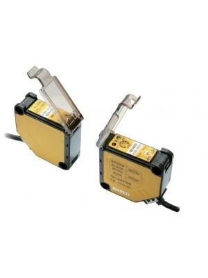 Sensor fotoelétrico retangular barreira