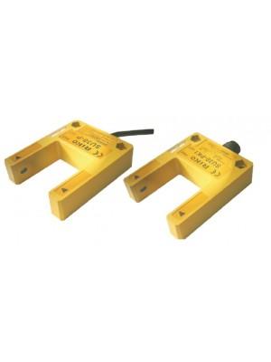 Sensor fotoelétrico Slot U PNP