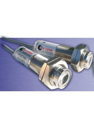 Sensor fotoelétrico tubular M18 barreira