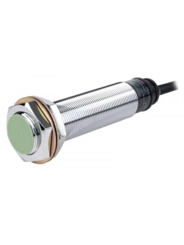 Sensor indutivo tubular M12