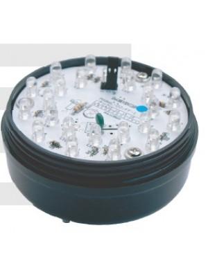 Sinaleiro LED com sonoro MS-86L-B02-Y